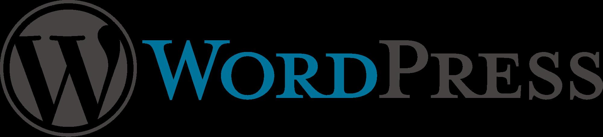 Open PlusPng.com  - Wordpress Logo PNG
