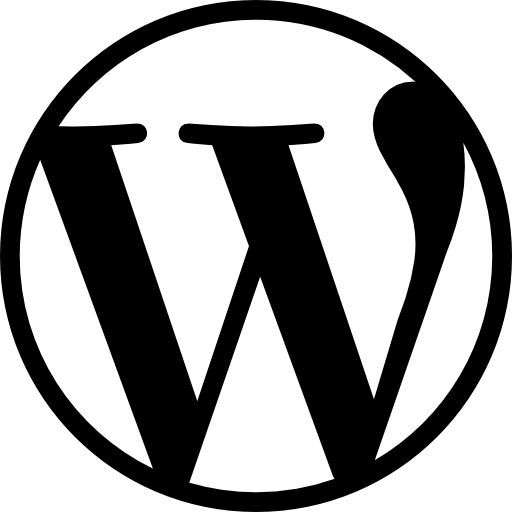 Wordpress logo free icon - Wordpress Logo PNG