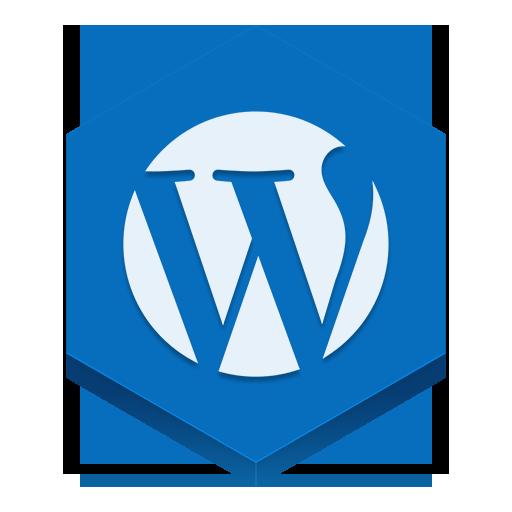 512x512 pixel - Wordpress PNG