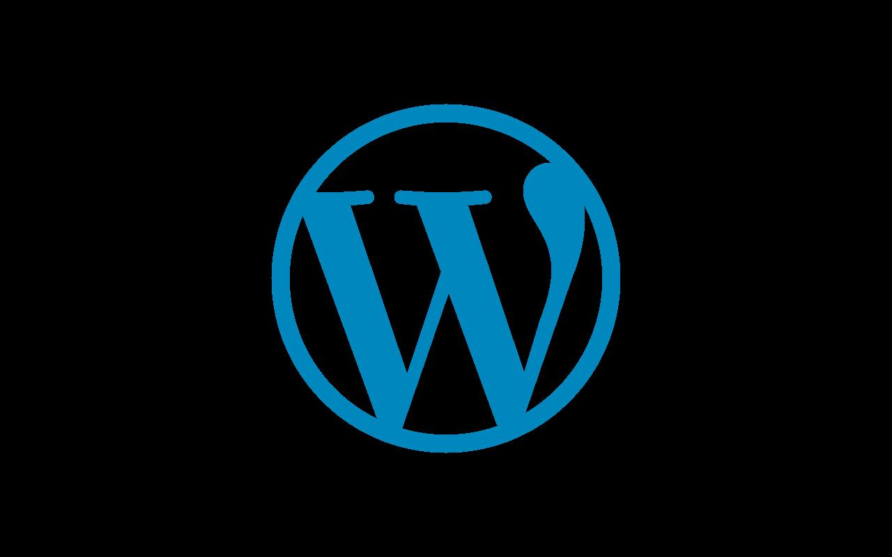 Wordpress Logo Png Pic PNG Image - Wordpress PNG