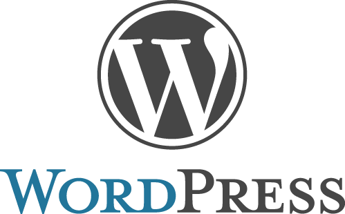 . PlusPng.com WordPress Logo Stacked PNG Low-res, for web - Wordpress PNG