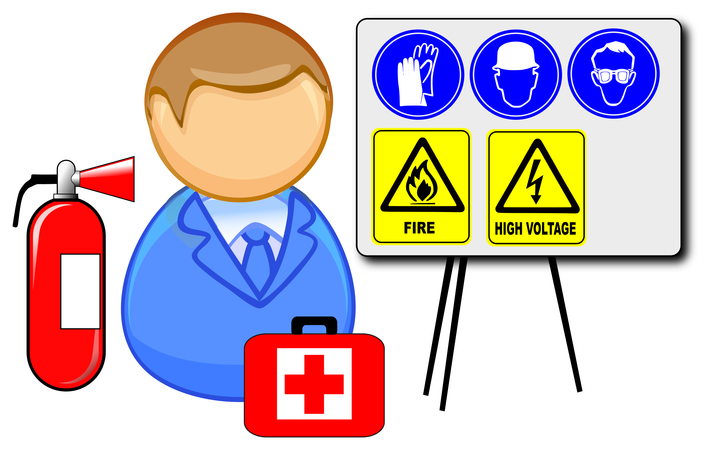 BIG IMAGE (PNG) - Occupational Health And Safety PNG - Workplace Safety PNG HD