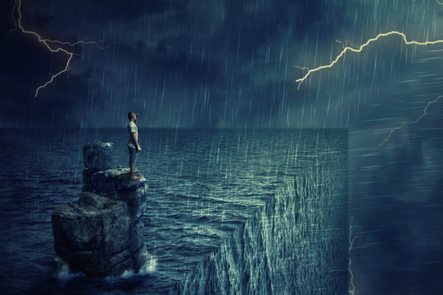 8 Steps to Recovering When Your World Falls Apart - World Falling Apart PNG