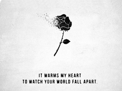 Fall Apart - World Falling Apart PNG