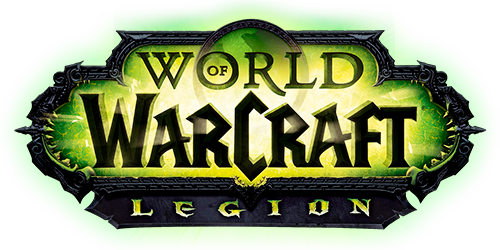 File:World of Warcraft Legion logo.png - World Of Warcraft PNG