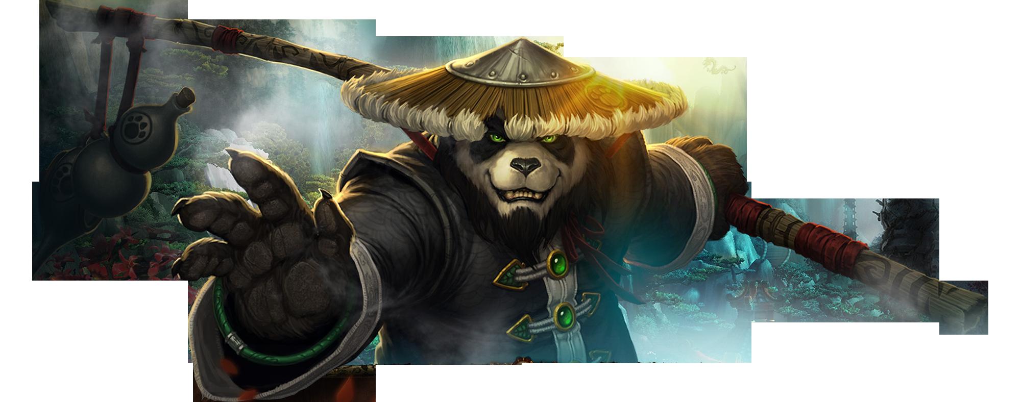 World_of_warcraft_pandaria_render_by_outlawninja-d4ujy4z.png - World Of Warcraft PNG