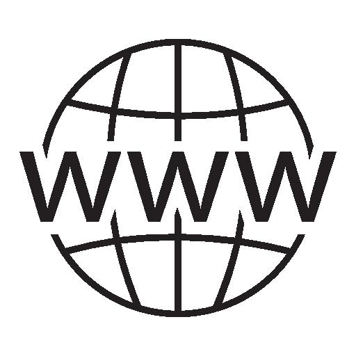 Download Link For Eps , Svg Or Png File Image #5771 - World Wide Web PNG