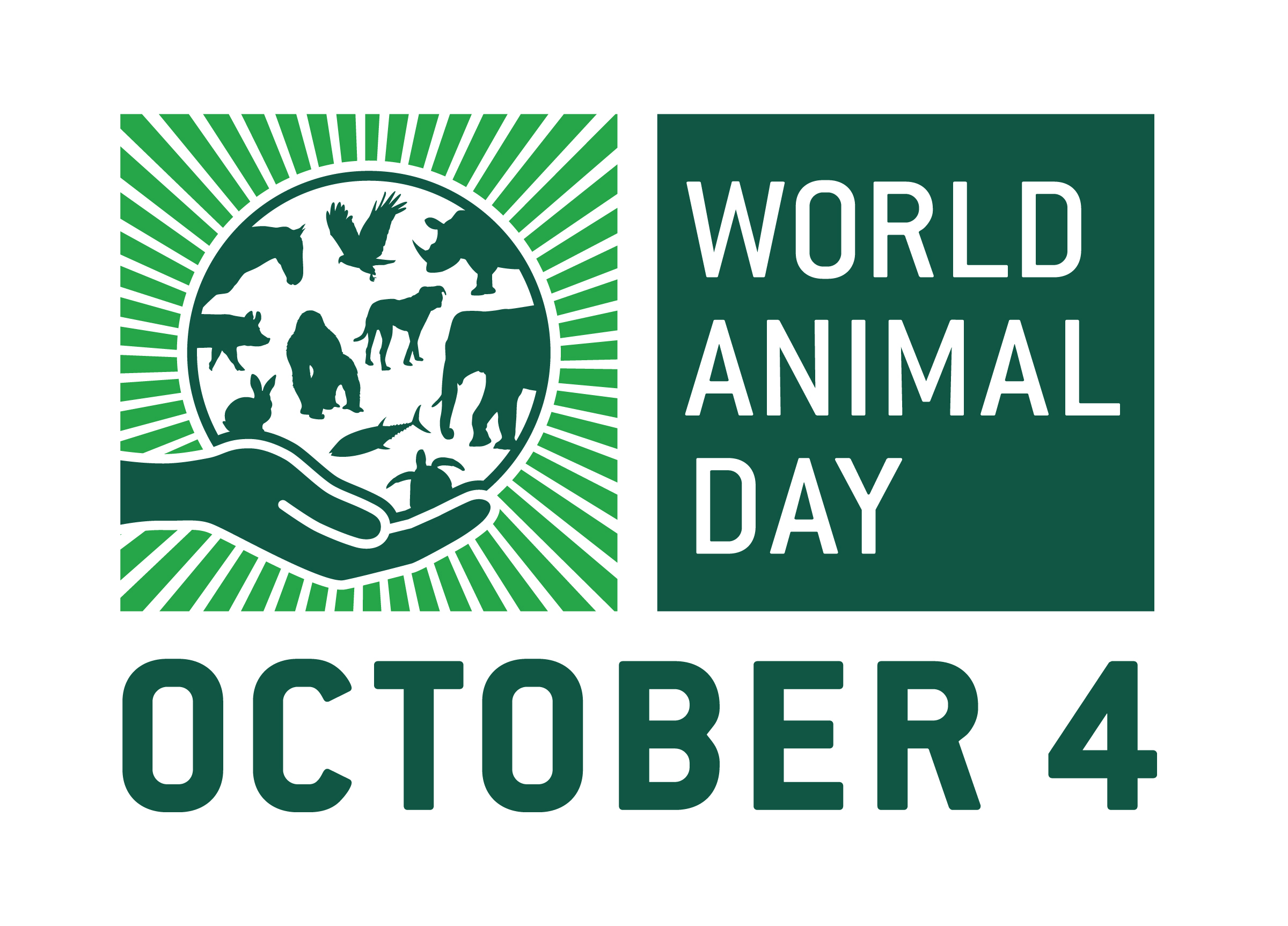 Tell Google to Celebrate World Animal Day by Creating a Google u201cDoodleu201d! - World Wildlife Day PNG