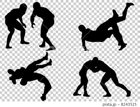 wrestling, greco-roman, olympics 8243525 - Wrestling HD PNG