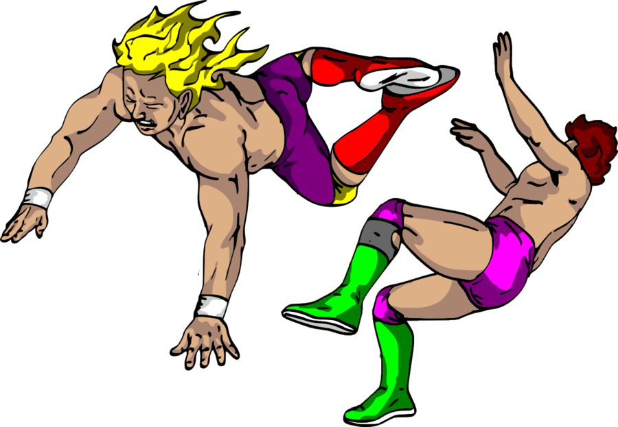 Wrestling PNG Transparent Image - Wrestling HD PNG