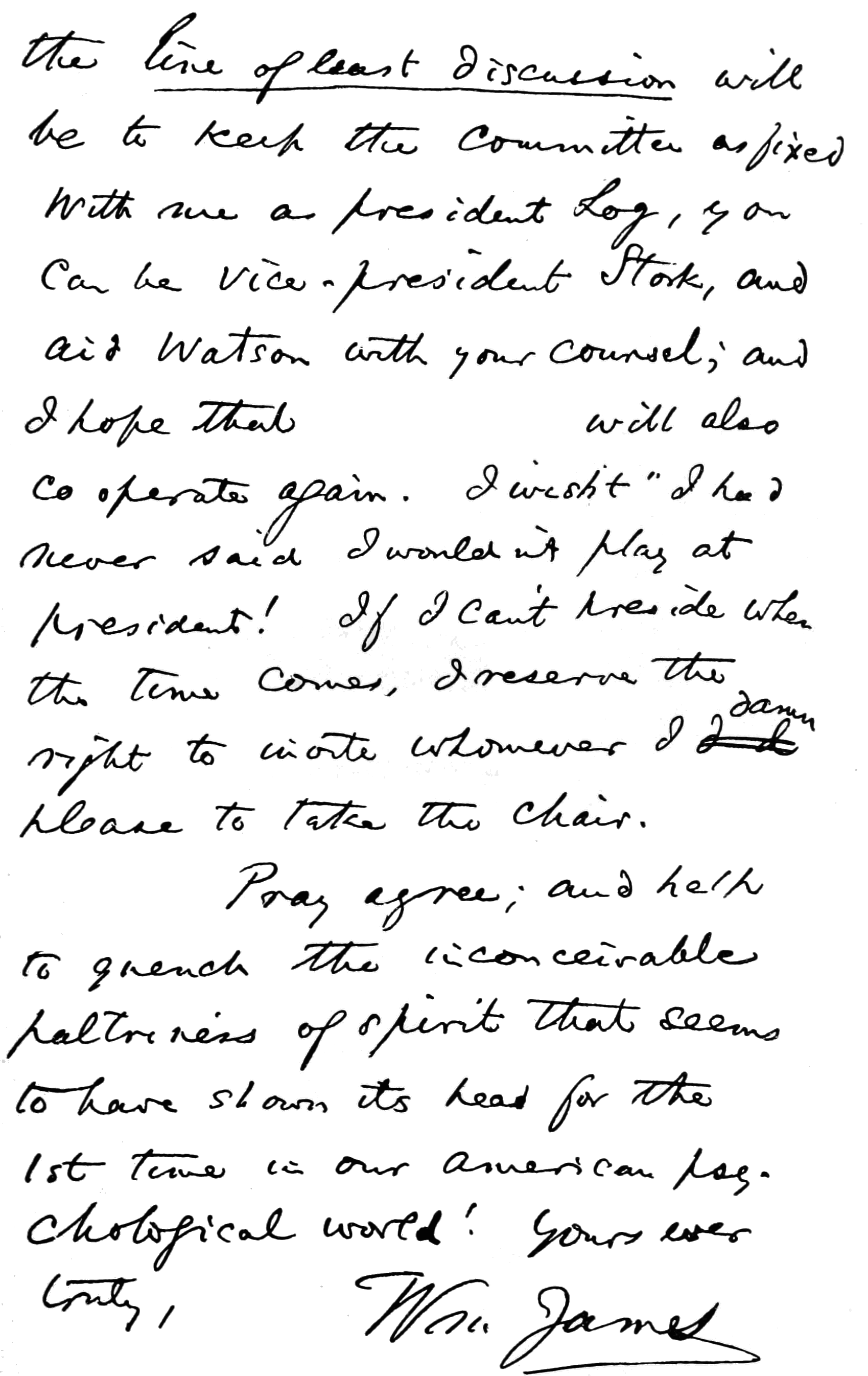 File:PSM V77 D421 Handwritten note of william james concerning his health. png - Writing A Note PNG