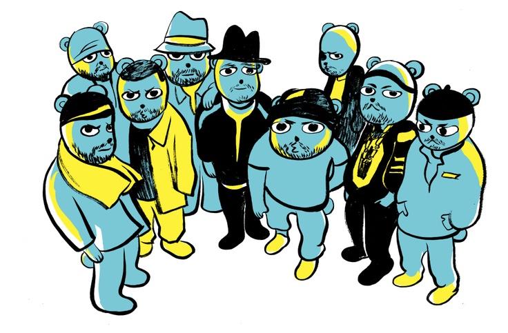 Wu Tang Clan PNG - 37883