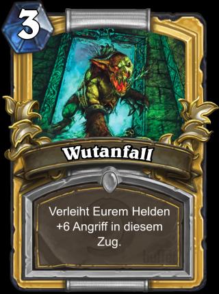 Wutanfall PNG - 41156