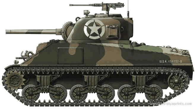 Military Tank PNG - 2643