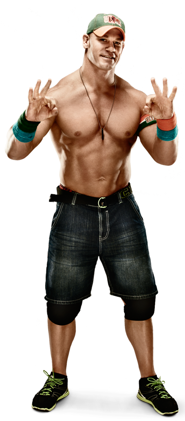 Dinesh-Musiclover 3 0 WWE Johncena 2015 Render PNG by Dinesh-Musiclover - Wwi PNG HD