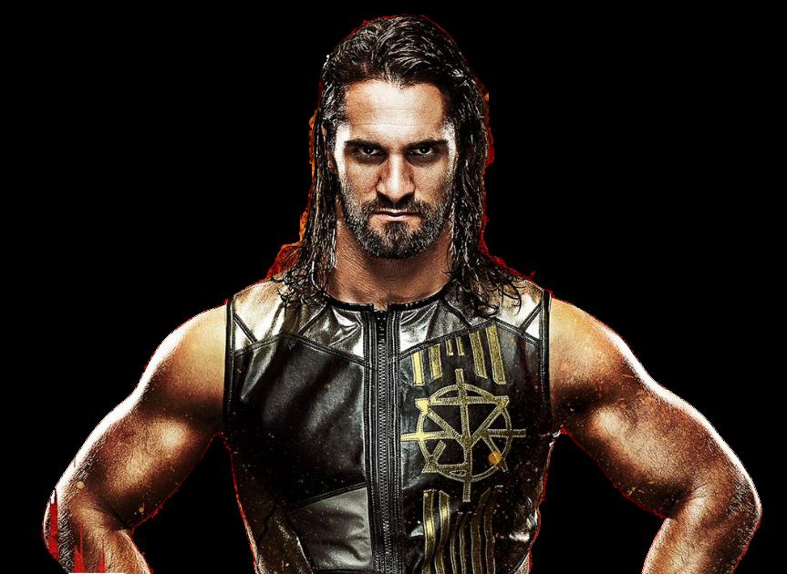 Seth Rollins WWE 2K18 PNG HD by LunaticAhlawy PlusPng.com  - Wwi PNG HD