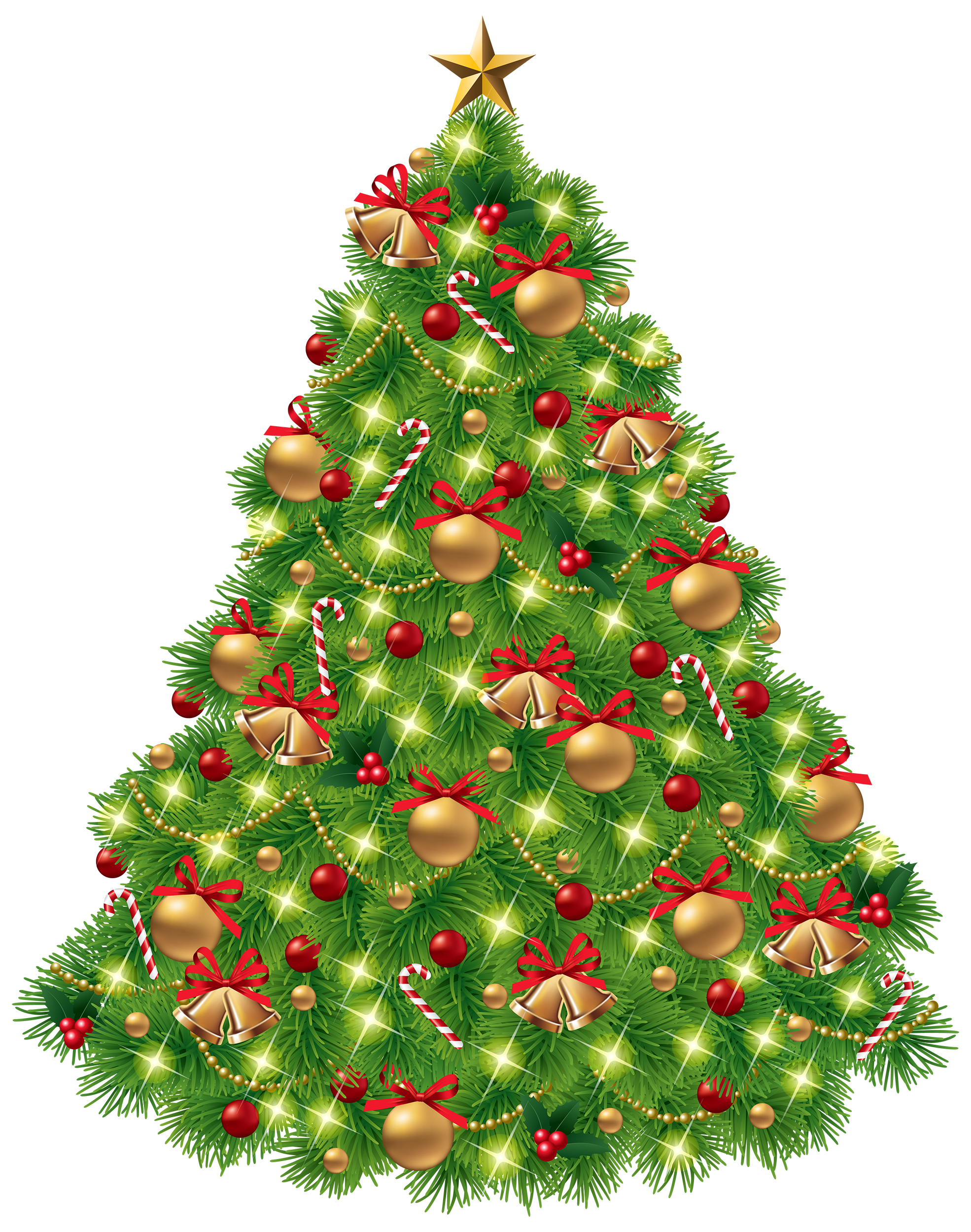 pin Classical clipart christmas tree #12 - X Mas Tree PNG
