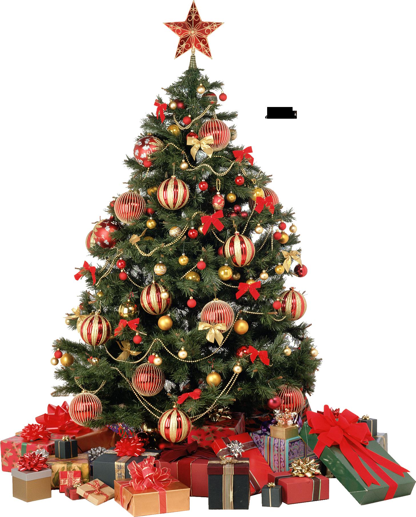 X Mas Tree PNG - 46374