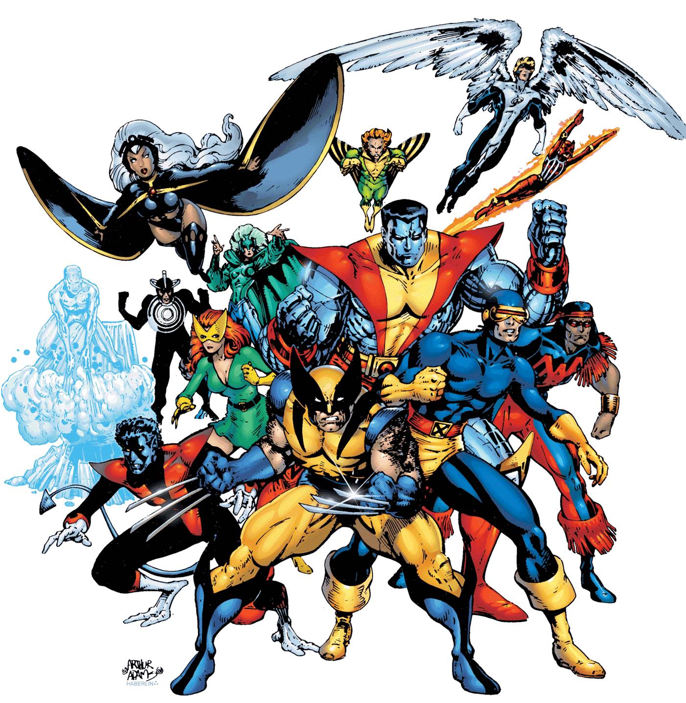 X-Men PNG - 23598