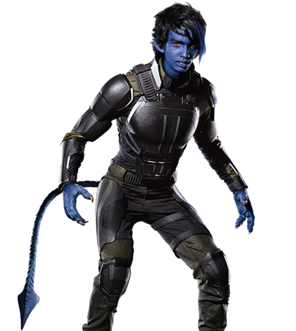 Nightcrawler Transparent.png - X-Men PNG