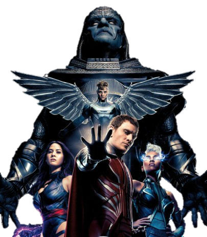 X-Men Apocalypse Render #6 by MrVideo-VidMan PlusPng.com  - X-Men PNG