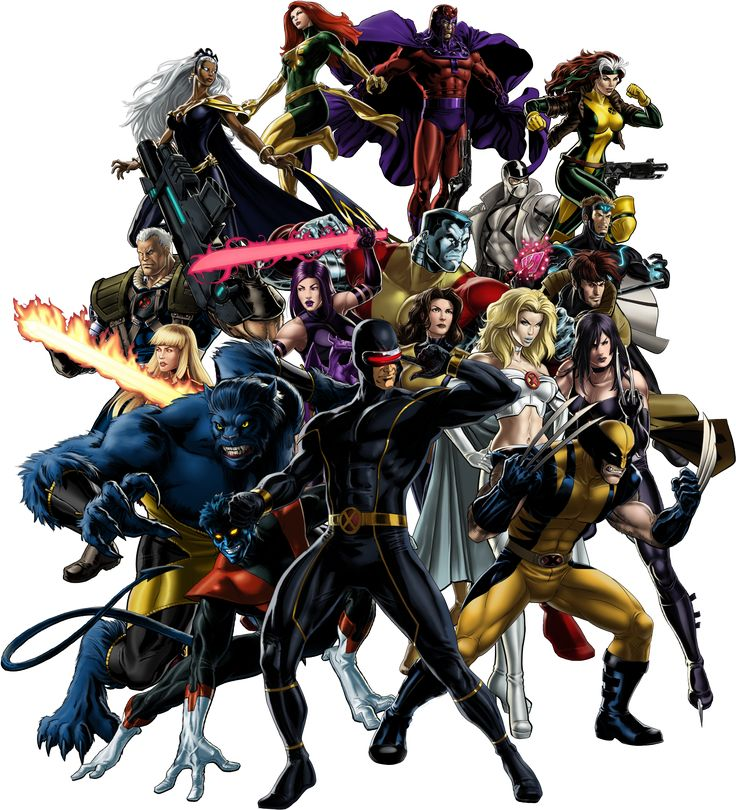 X-Men (Earth-12131) - X-Men PNG