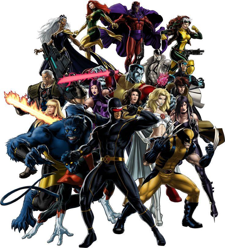 X-Men PNG - 23597