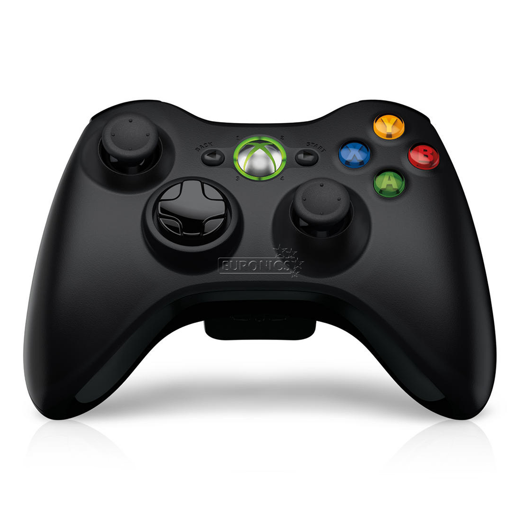 Wireless Controller For Xbox 360, Microsoft - Xbox 360 Controller PNG