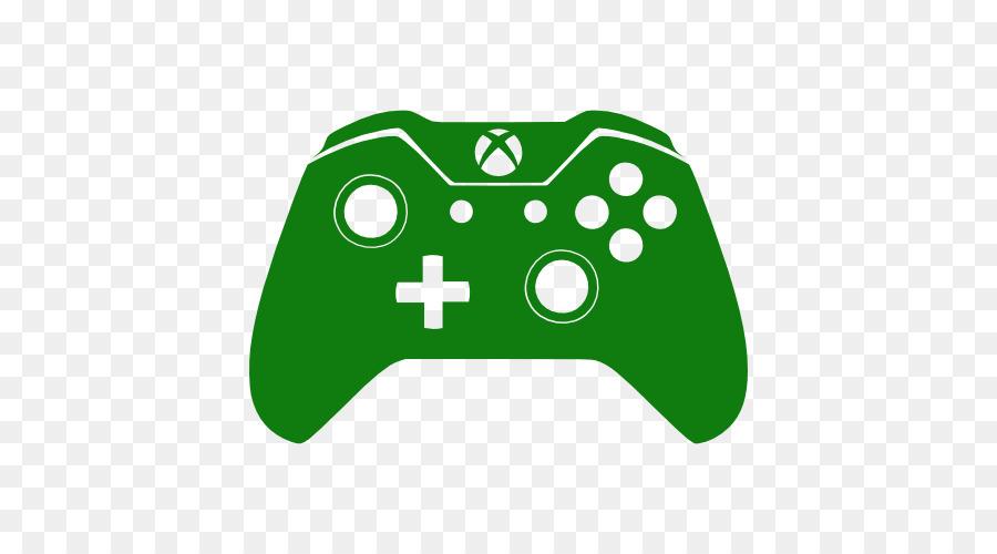Xbox 360 controller Xbox One controller Joystick Clip art - Xbox PNG  Transparent - Xbox PNG