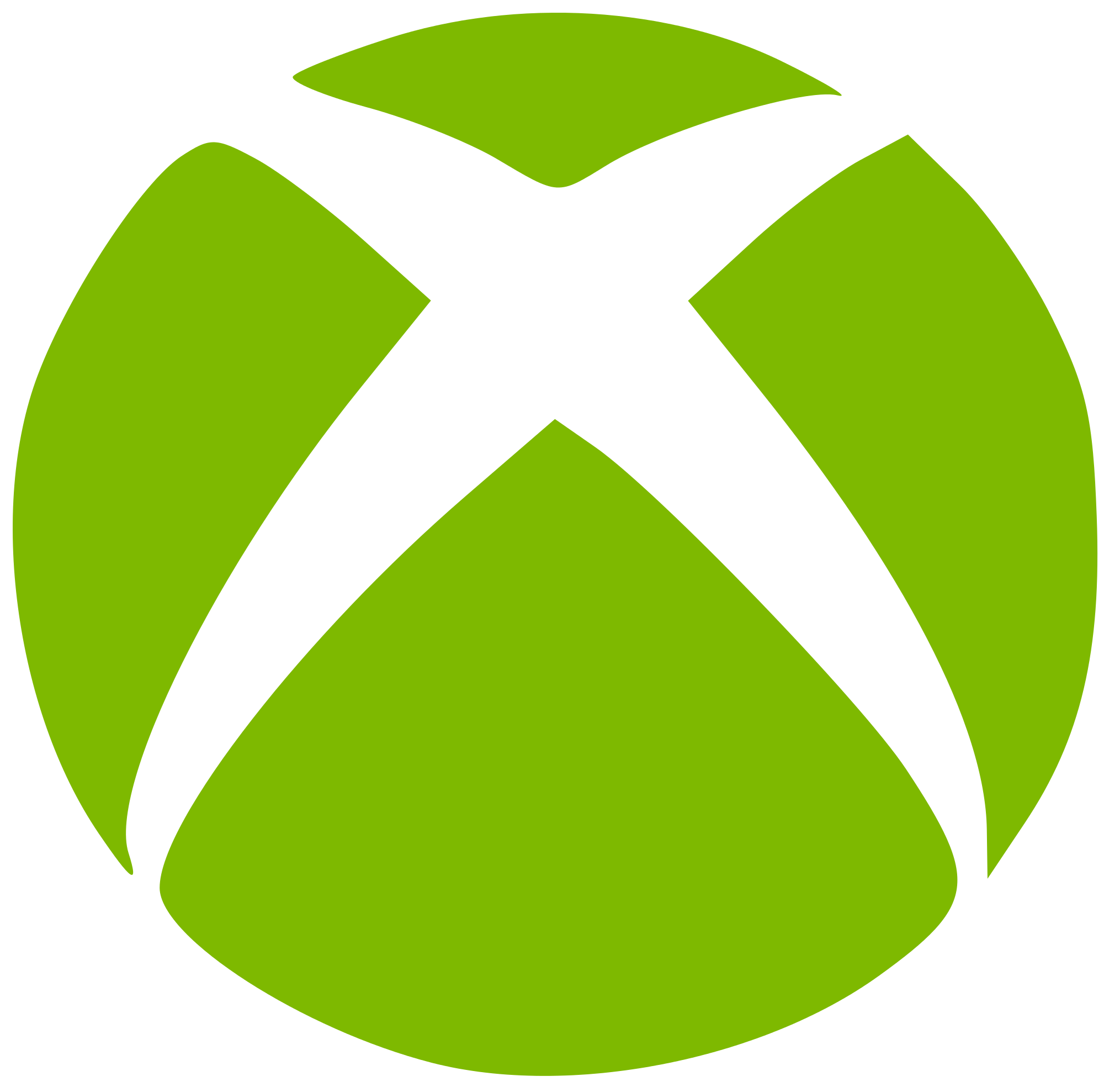Xbox logo PNG - Xbox PNG