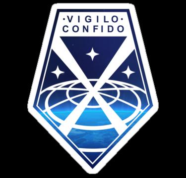 File:Vigilo Confido blue.png - Xcom PNG
