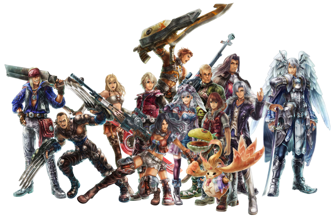 Xenoblade Chronicles · downl