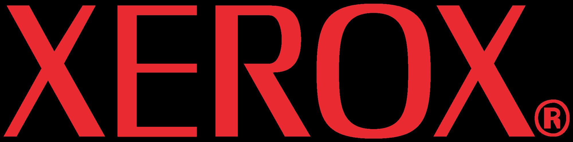 Xerox Logo PNG - 30315