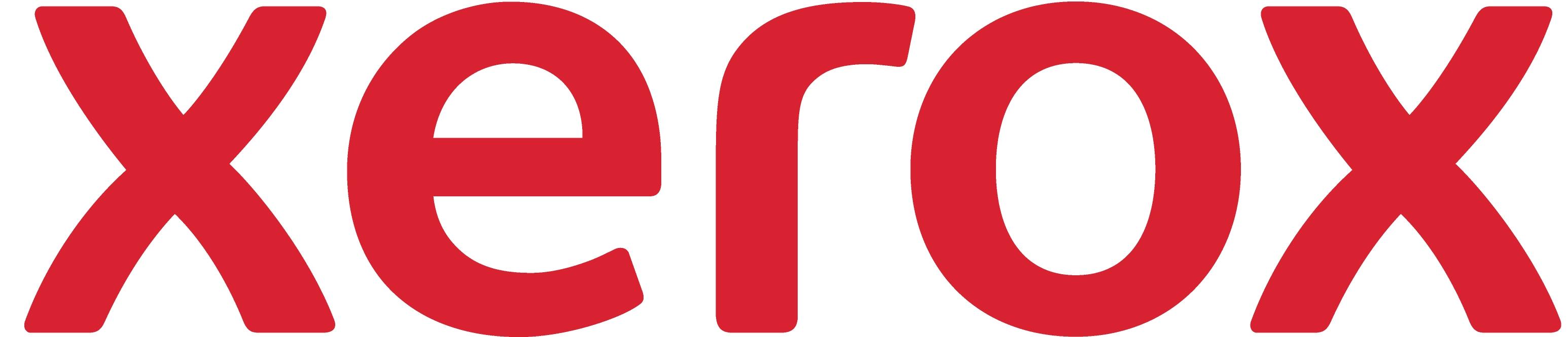Xerox Logo Vector
