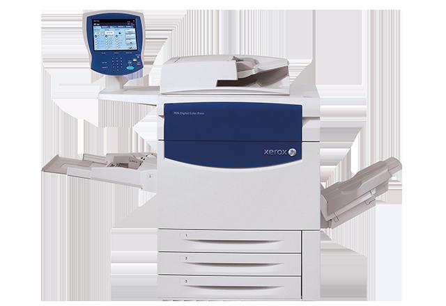 Xerox 700i Dijital Renkli Baskı Sistemi - Xerox PNG