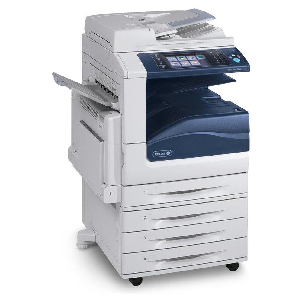Xerox 7535: Verändert kopierte Dokumente. - Xerox PNG