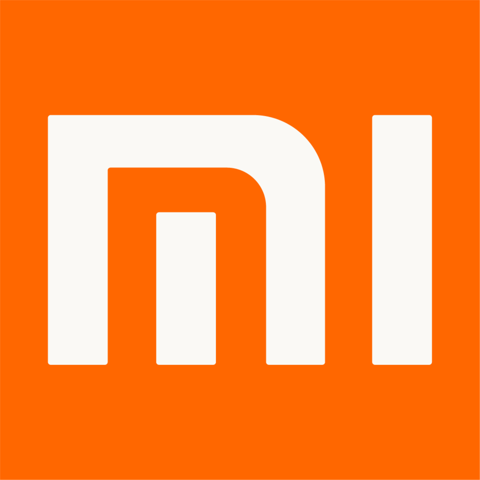 New SVG image - Xiaomi Logo PNG