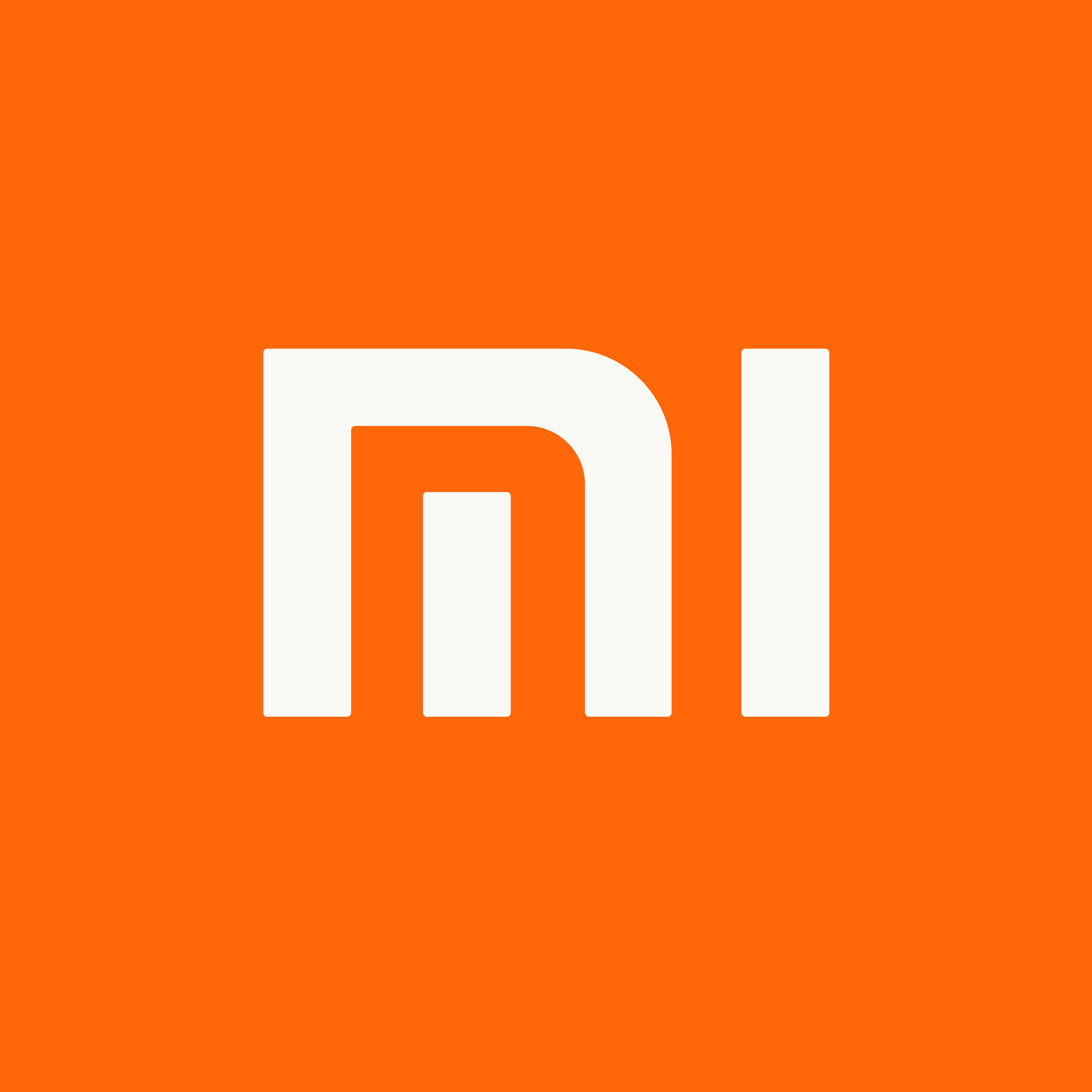 Xiaomi logo (Mi) - Xiaomi PNG