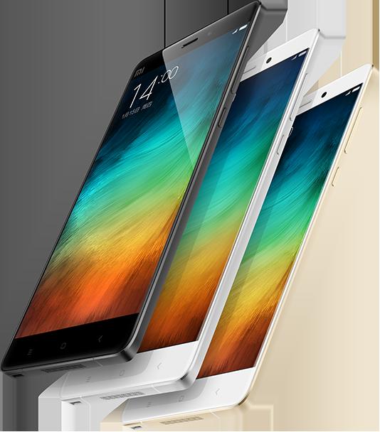 Xiaomi-Mi-Note (1) - Xiaomi PNG