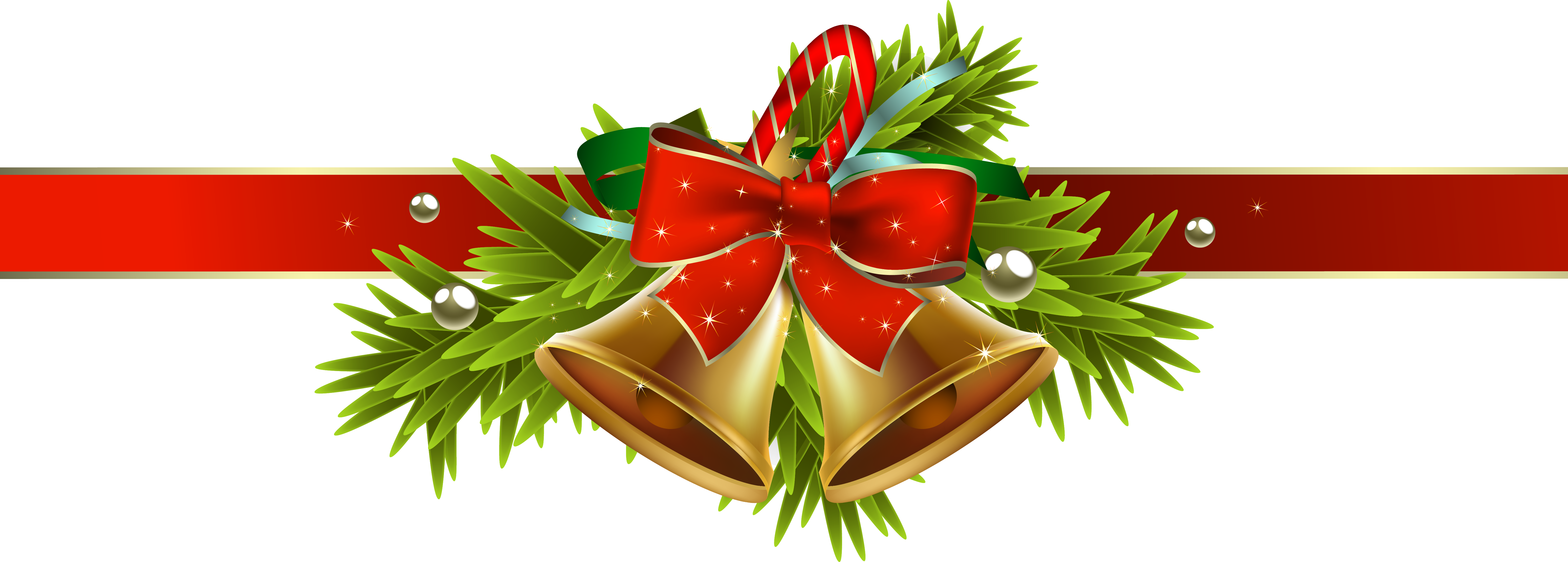 Christmas Bell Png Image 35325