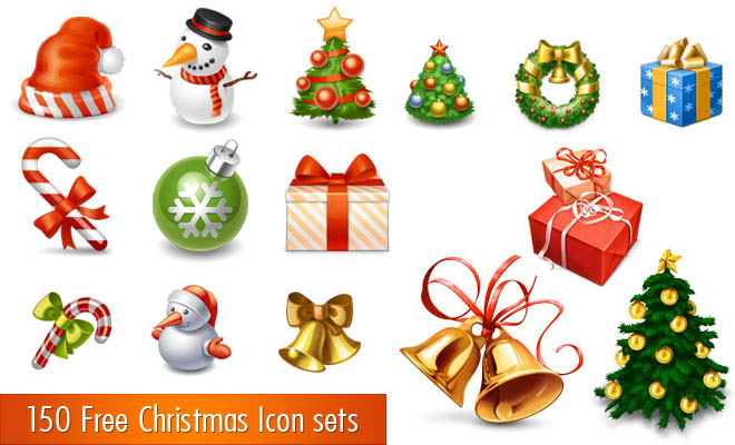 Christmas Icon Design - Xmas Images Free PNG
