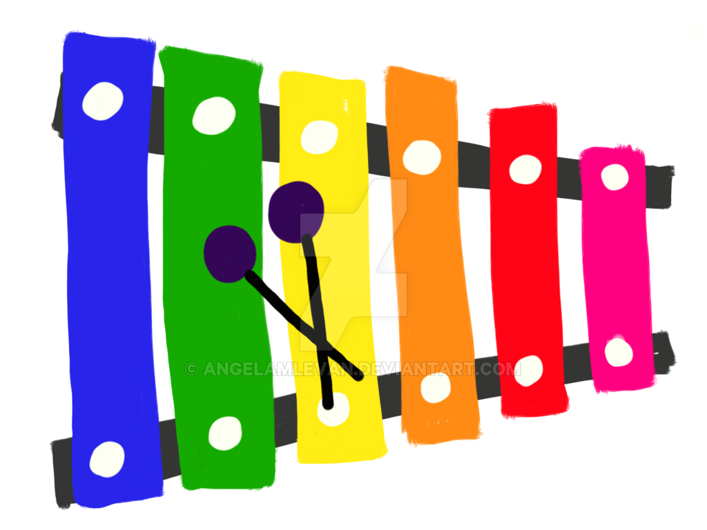 Xylophone by angelamlevan Xylophone by angelamlevan - Xylophone PNG