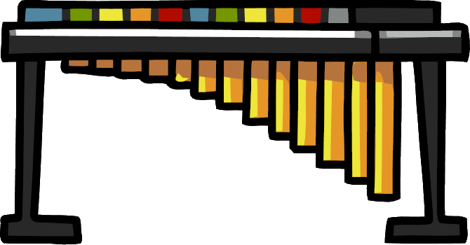 Xylophone.png - Xylophone PNG