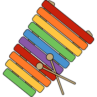 Xylophone PNG - 154