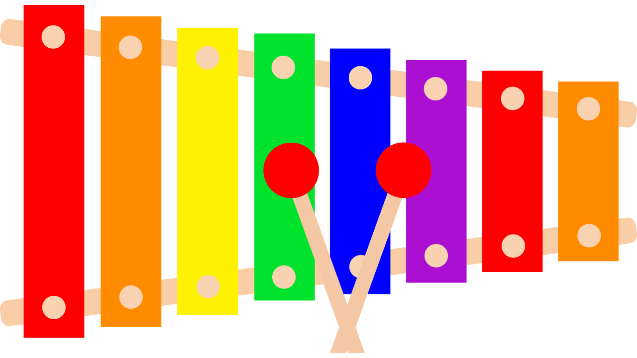Xylophone PNG - 161