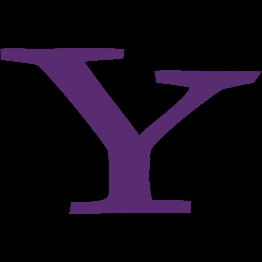 Yahoo Old Logo Vector PNG - 40111