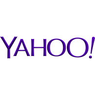 Yahoo Old Logo Vector PNG