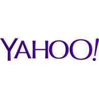Yahoo Old Logo Vector PNG - 40097