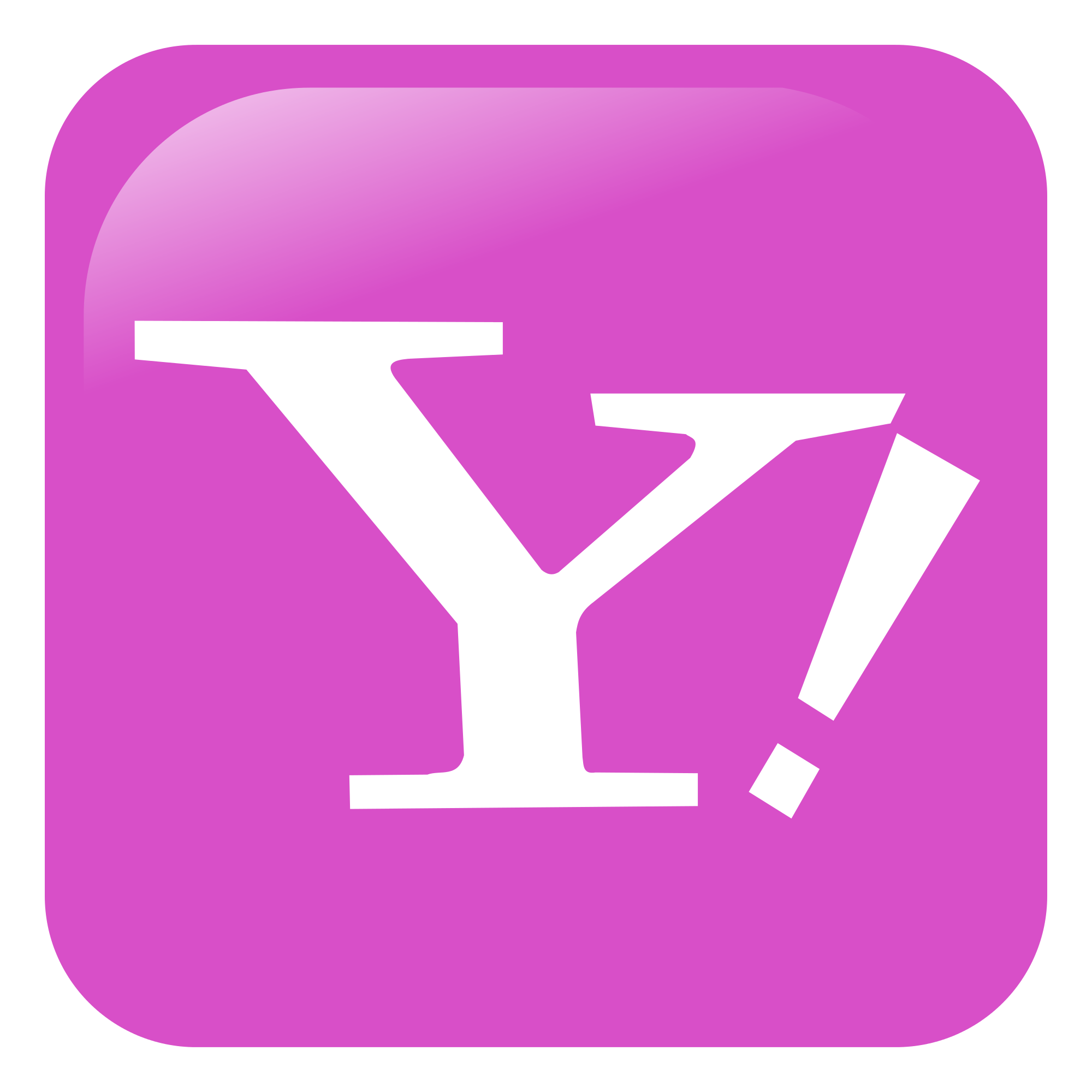 Open PlusPng.com  - Yahoo Old Logo Vector PNG