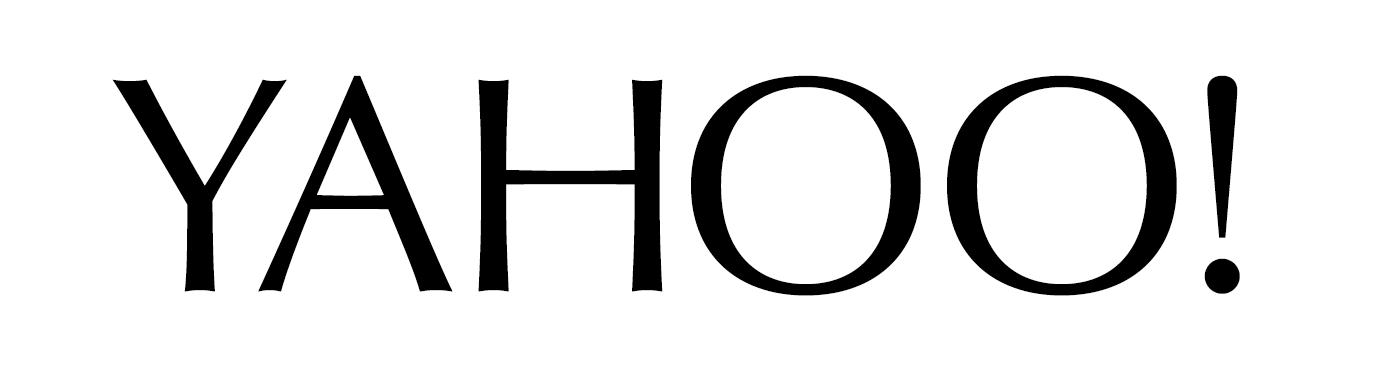 Yahoo Old Logo Vector PNG - 40107